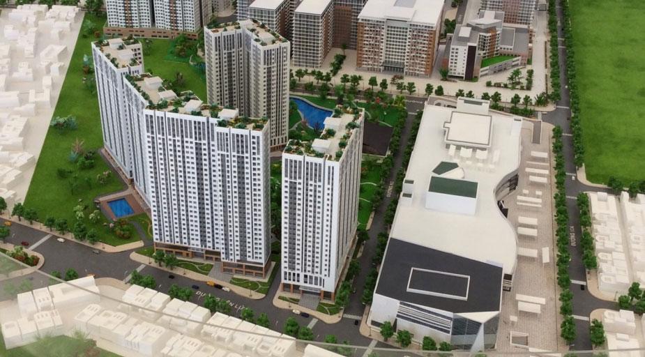 Dự án khu căn hộ cao cấp Aio City Bình Tân