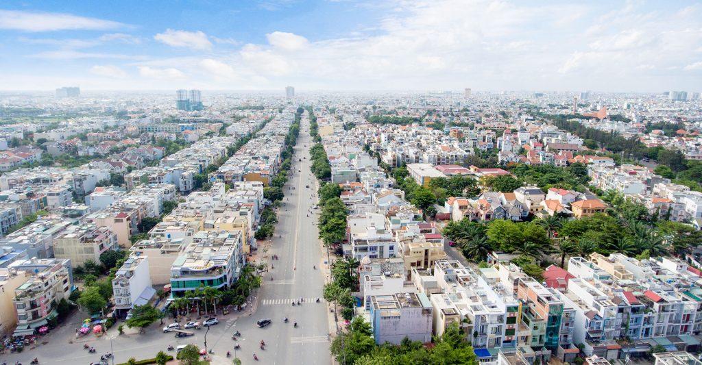 Quận Bình Tân - nơi cư dân lành mạnh và văn minh phát triển