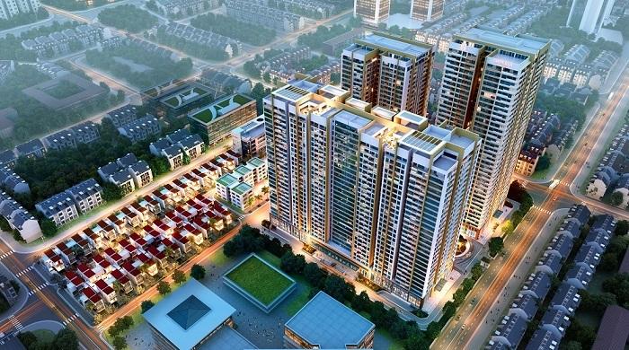 Dự án căn hộ Aio City