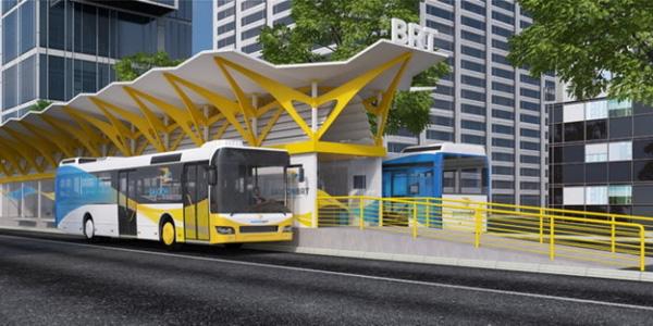 Tuyến xe buýt nhanh BRT