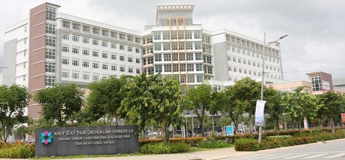 Khu y tế kỹ thuật cao Shangri-La