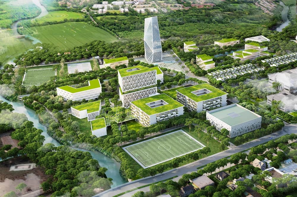 Mảnh đất bất động sản Bình Tân màu mỡ