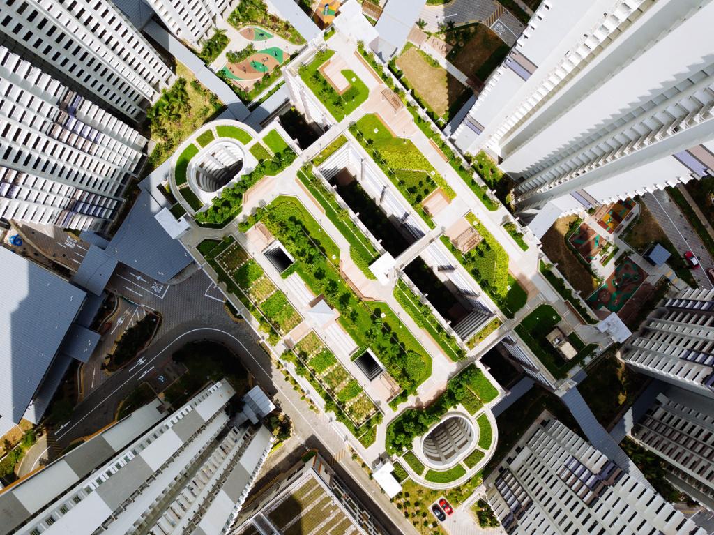 Dự án căn hộ Aio City với thiết kế nổi bật