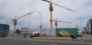 [HÌNH ẢNH THỰC TẾ] Quy hoạch dự án căn hộ Aio City đường Tên Lửa