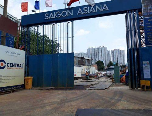 [CẬP NHẬP TIẾN ĐỘ] Dự Án Saigon Asiana Residences – Quận 6