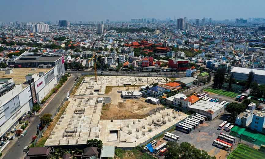 tiến độ thi công dự án saigon west bình tân mới nhất tháng 8/2021 của tập đoànHưng Thịnh. Dưới đây là 1 số hình ảnh thực tế của dự án