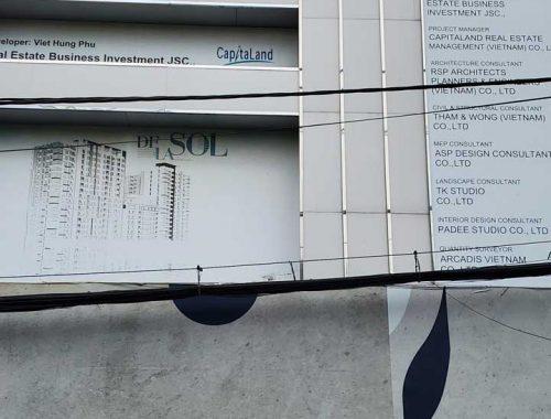 Tiến độ De La Sol Quận 4 – Cập nhật dự án căn hộ
