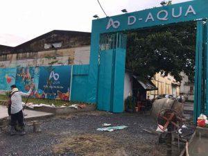 Tiến độ D Aqua Quận 8 – Cập nhật xây dựng dự án căn hộ