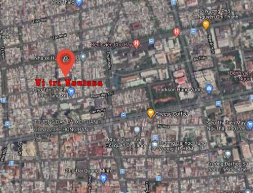 Dự án 66 Tân Thành, Căn hộ chung cư Quận 5